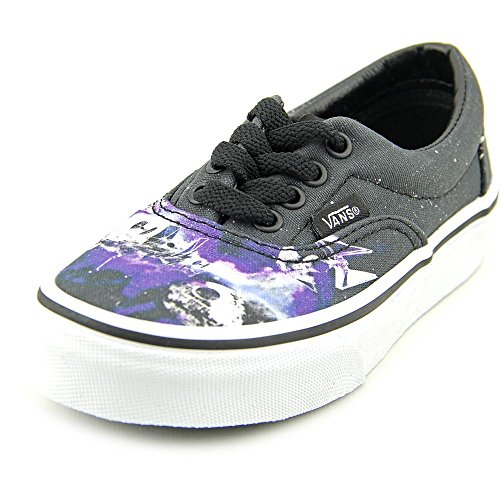 1b1f111207 Vans Era Youth US 11 Black Sneakers