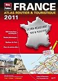 echange, troc Blay-Foldex - 2011 Atlas Routier plastifié France
