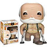 "Walking Dead Funko Pop! Series 5 Hershel Greene 3.75"" Vinyl Figure"