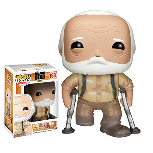 Toy - POP - Vinyl Figure - The Walking Dead - Hershel Greene - 1