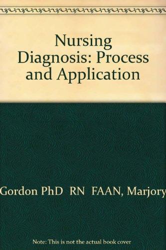 Nursing Diagnosis: Process and Application, 3e
