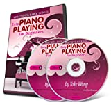 Easy Piano Lessons for Beginners – Beautiful Love Songs: Piano Instruction (2 DVDs, 1 Songbook)