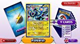 EELEKTROSS holo 33/101 140HP - Optimized THUNDERBOLT booster cards - 10 Pokemon trading cards Plasma Blast