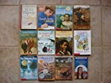 img - for Set of 12 Newbery Medal/Honor Books (Caddie Woodlawn ~ Tale of Despereaux ~ Ginger Pye ~ Whipping Boy ~ Moorchild ~ Because of Winn-Dixie ~ Missing May ~ Family Under the Bridge ~ Philip Hall Likes Me, I Reckon Maybe ~ M.C. Higgins the Great ~ Dear Mr. Henshaw ~ Sing Down the Moon) book / textbook / text book