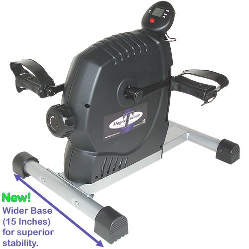 Genuine Magnetrainer ER (Extended Range) Mini Exercise Bike