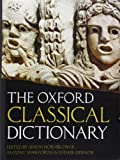The Oxford Classical Dictionary (0199545561) by Hornblower, Simon