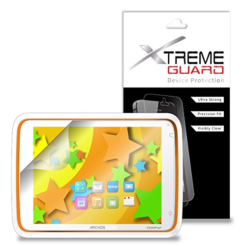 XtremeGuardTM Screen Protector for Archos 80 ChildPad Tablet (Ultra Clear) from Electronic-Readers.com