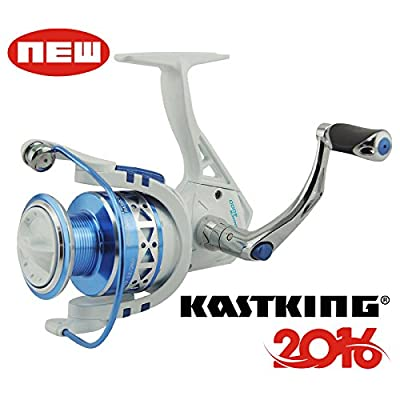 KastKing Summer Spinning Reel - Light Weight Ultra Smooth Yet Powerful Spinng Fishing Reels [2016 New Generation Release] by Eposeidon