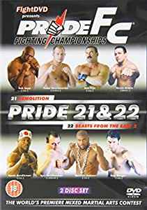 PRIDE 21 And 22 [DVD]