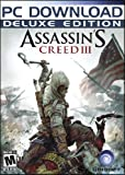 Assassins Creed III: Deluxe Edition [Online Game Code]