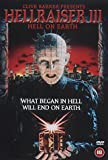 Hellraiser 3 - Hell On Earth [DVD] [1993]