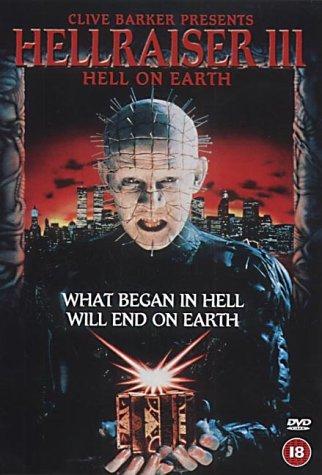 Hellraiser III - Hell on Earth [DVD] [1993]