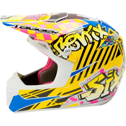 Best Sixsixone Fenix City Flage Bike Helmet, Large With Low Price.