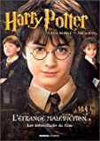 Harry Potter et la Chambre des secrets : L'Etrange mal�diction, les autocollants du film (French Edition)