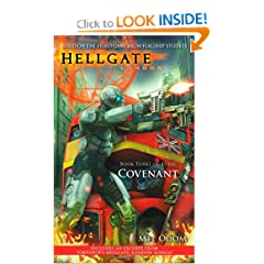 Covenant (Hellgate: London, Book 3) by Mel Odom