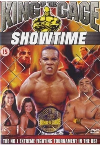 KING OF THE CAGE - SHOWTIME (DVD)