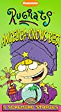 Rugrats - Angelica Knows Best [VHS]