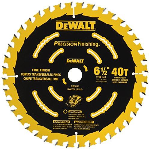 DEWALT-DW9196-6-12-Inch-40T-Precision-Framing-Saw-Blade