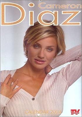 Cameron Diaz Calendar 2004