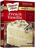 Duncan Hines Signature French Vanilla Cake Mix 16.5 oz