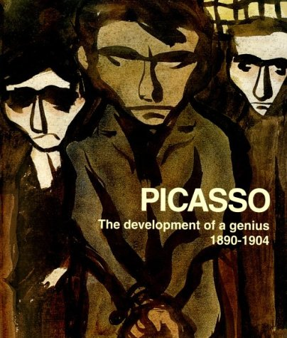 Picasso: The Development of a Genius, 1890-1904: Drawings in the Museu Picasso of Barcelona