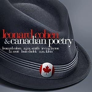 Leonard Cohen & Canadian Poetry Audiobook
