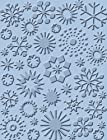 Cuttlebug A2 Embossing Folder, Snowflakes