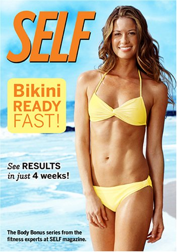 Self: Bikini Ready Fast [DVD] [2005] [Region 1] [US Import] [NTSC]