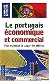Le portugais économique et commercial