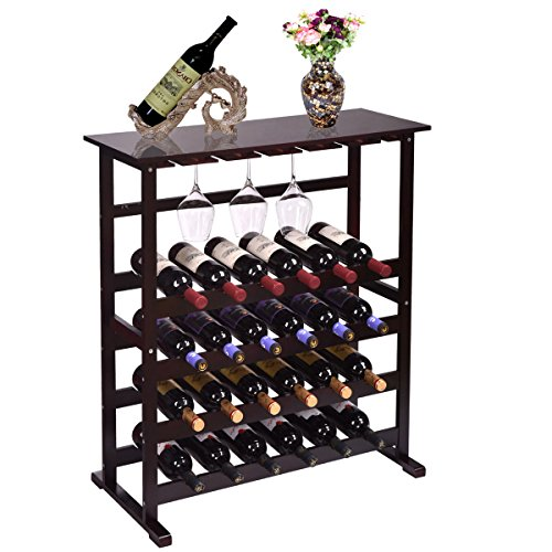 Deluxe Wood Wine Rack - W3 (Stact Modular Wine Rack White compare prices)