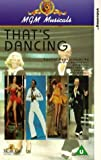 That's Dancing! [VHS]