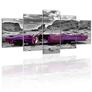 200x100 riesen format bild auf leinwand 5 teilig - Wandbilder amazon ...