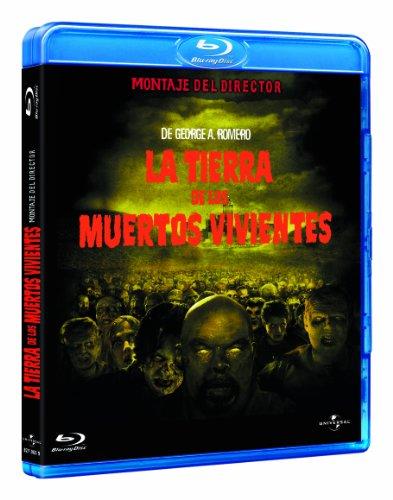La tierra de los muertos vivientes (El montaje del director) [Blu-ray]