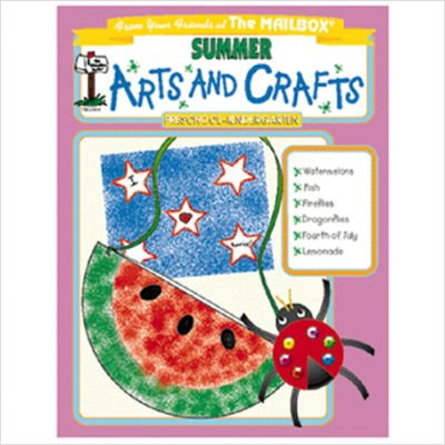 Summer Arts and Crafts Grades PreK-K - 1