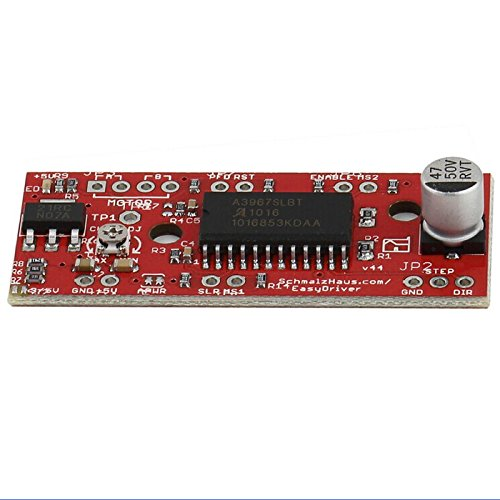 Generic Easy Driver Step Motor Driver V44 A3967 for Arduino