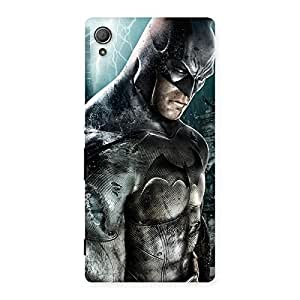 The Awesome PreBat Force Back Case Cover for Xperia Z3 Plus