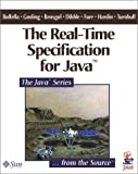 The Real-Time Specification for Java (0201703238) by Gosling, James
