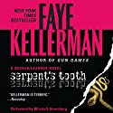 Serpent's Tooth: A Peter Decker/Rina Lazarus Novel Audiobook by Faye Kellerman Narrated by Mitchell Greenberg