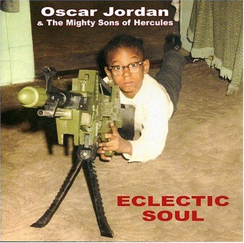 CD : OSCAR JORDAN - Eclectic Soul
