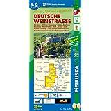 Deutsche Weinstraße 1 : 40 000: Wander-, Rad- und Freizeitkarte