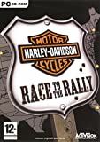 Motor cycles - Harley Davidson : Race to the rally
