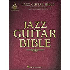 The Jazz Guitar Bible