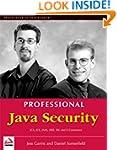 Professional Java Security (Programme...