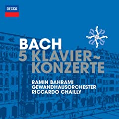Johann Sebastian Bach: Piano Concerto No.5 in F minor, Bwv 1056 - 1. Allegro