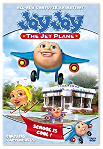 Jay Jay the Jet Plane Dvd #7:School Is Cool