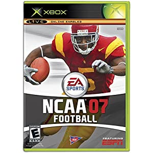 Electronic Arts NCAA Football 07 ( Xbox ) by Electronic Arts