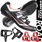 Venzo Road Bike For Shimano SPD SL Look Cycling Bicycle Shoes & Pedals 42