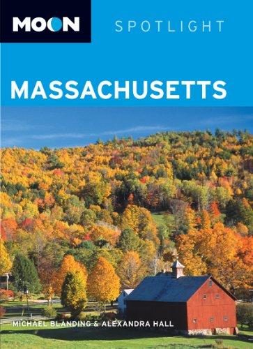 Moon Spotlight Massachusetts