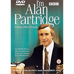 Alan Partridge is back...