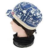 (チャムス) CHUMS 帽子 キャップ Reversible Print Cap リバーシブル プリント Beige/NavyAloha